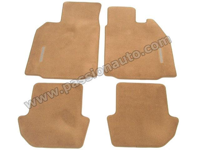 tapis de sol porsche beige sable 997 conduite droite passionauto com passionauto com. Black Bedroom Furniture Sets. Home Design Ideas