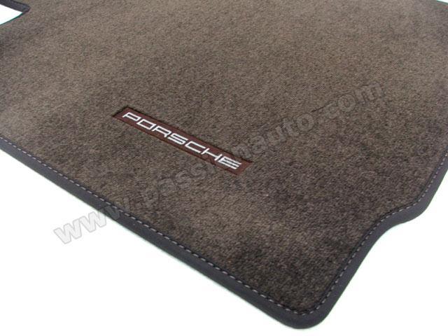 tapis de sol cocoa boxster 987 cayman passionauto com passionauto com. Black Bedroom Furniture Sets. Home Design Ideas