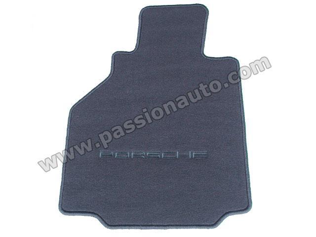 tapis de sol bleu metropole boxster 97 04 passionauto com passionauto com. Black Bedroom Furniture Sets. Home Design Ideas