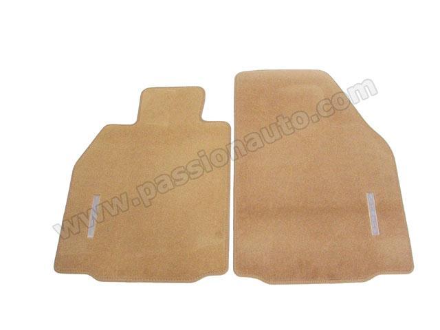 tapis de sol beige sable boxster 987 cayman passionauto com passionauto com. Black Bedroom Furniture Sets. Home Design Ideas