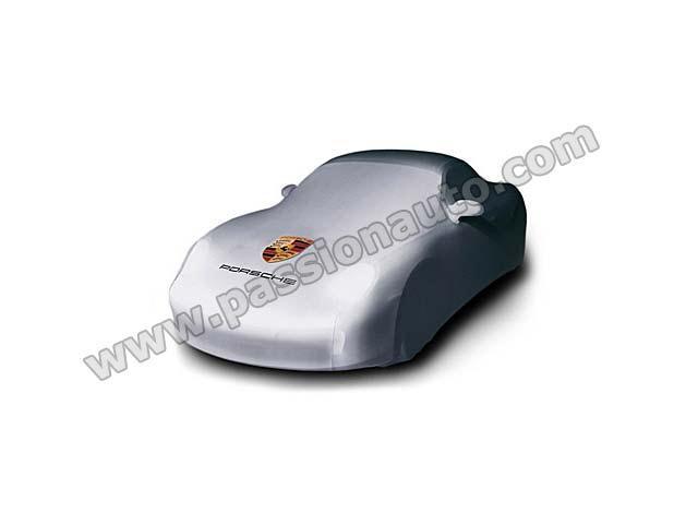 Housse int rieur avec logo porsche 996 997carrera 05 for Housse porsche 996