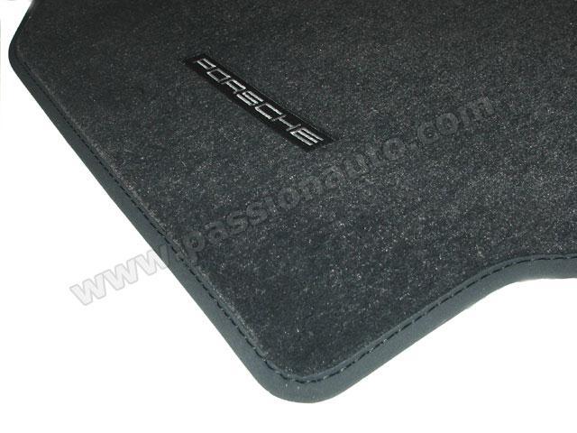 tapis de sol porsche bleu de mer 997 passionauto com passionauto com. Black Bedroom Furniture Sets. Home Design Ideas