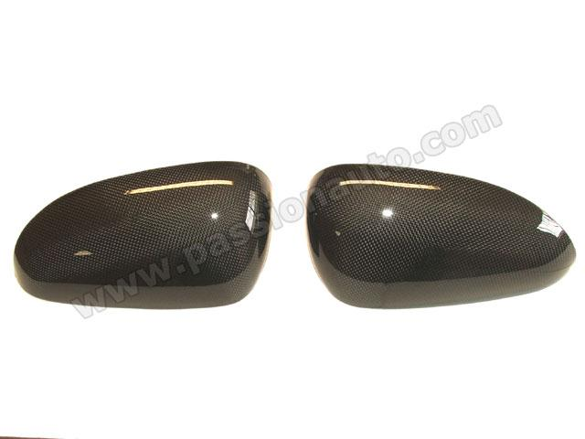 coques de r troviseurs carbone cayenne 955 03 06 passionauto com passionauto com. Black Bedroom Furniture Sets. Home Design Ideas