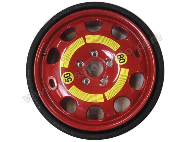 roue de secours galette 19 pouces cayenne 07 10 passionauto com passionauto com. Black Bedroom Furniture Sets. Home Design Ideas