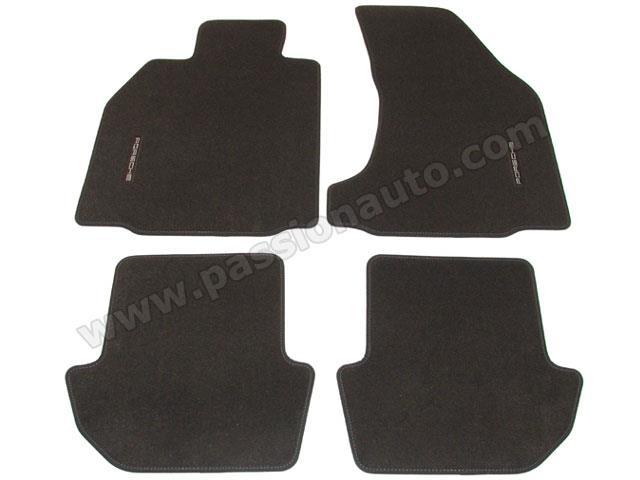 tapis de sol porsche cocoa 997 avec option bose sur targa cabriolet passionauto com. Black Bedroom Furniture Sets. Home Design Ideas