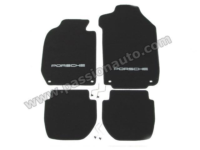 tapis de sol noir qualit 911 65 89 coup passionauto com passionauto com. Black Bedroom Furniture Sets. Home Design Ideas