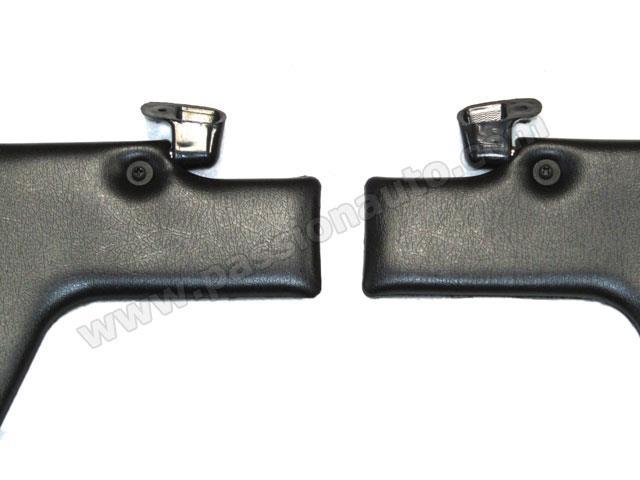 kit de 2 pare soleil noir noir 911 67 89 targa passionauto com passionauto com. Black Bedroom Furniture Sets. Home Design Ideas