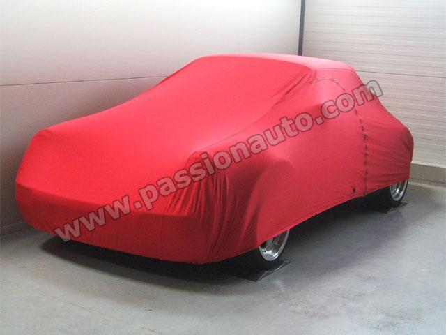 Housse int rieur prestige rouge 911 65 98 924 944 for Housse porsche 911