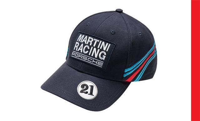 separation shoes exclusive deals in stock Casquette Martini Racing numéro 21 - PASSIONAUTO.COM