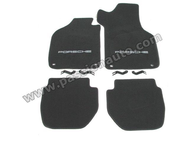 tapis de sol noir qualit 911 65 89 targa cabriolet passionauto com passionauto com. Black Bedroom Furniture Sets. Home Design Ideas
