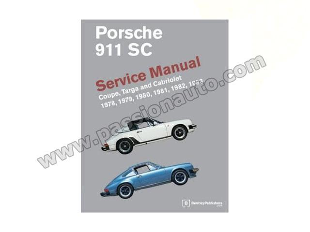 porsche 911 service manual 78 83 passionauto com. Black Bedroom Furniture Sets. Home Design Ideas