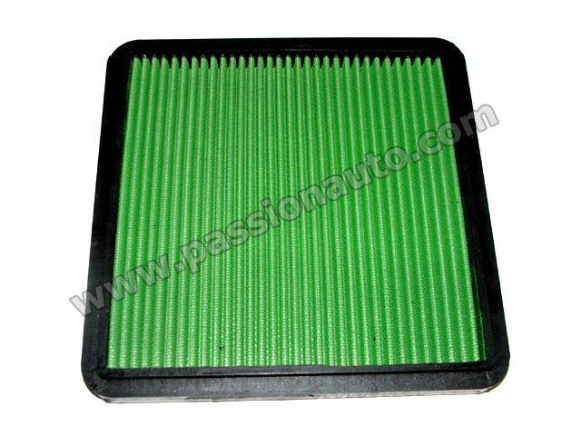filtre air sport green 911 84 89 passionauto com passionauto com. Black Bedroom Furniture Sets. Home Design Ideas
