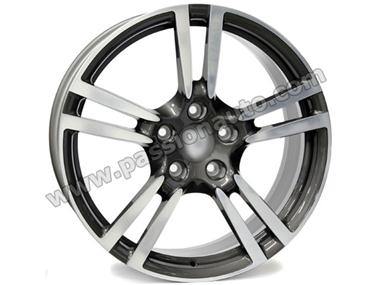 4 jantes 21p style 1054 FOND ANTHRACITE # ts Cayenne