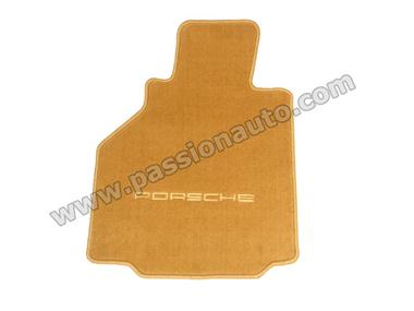tapis de sol beige savanne boxster 97 04 passionauto com passionauto com. Black Bedroom Furniture Sets. Home Design Ideas