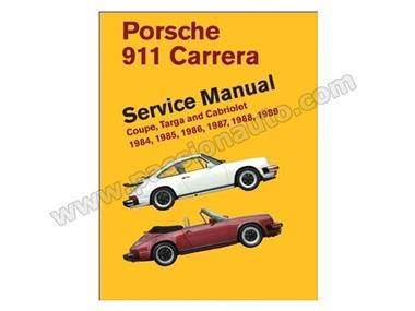 porsche 911 service manual 84 89 passionauto com. Black Bedroom Furniture Sets. Home Design Ideas