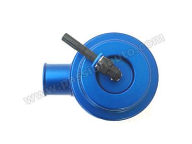dump valve soupape de d charge alu bleue 965 3 3 3 6 passionauto com passionauto com. Black Bedroom Furniture Sets. Home Design Ideas