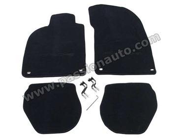 tapis de sol bleu marine qualit 964 993 passionauto com passionauto com. Black Bedroom Furniture Sets. Home Design Ideas