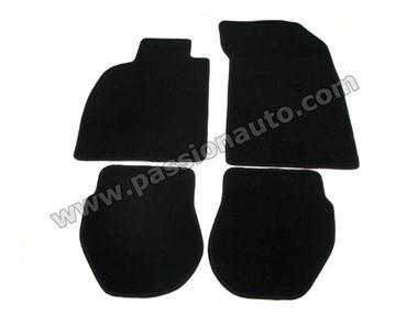 tapis de sol noir uni 964 993 passionauto com passionauto com. Black Bedroom Furniture Sets. Home Design Ideas