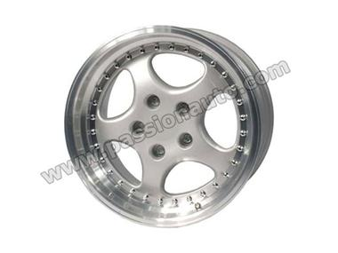PROMO -20% / 4 jantes 18p Speed 3.6 Silver VELOCE